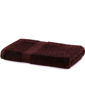 Bavlnený uterák DecoKing Orro hnedý