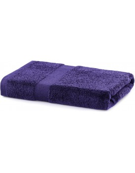 Bavlnený uterák DecoKing Mila 70 × 140 cm fialový