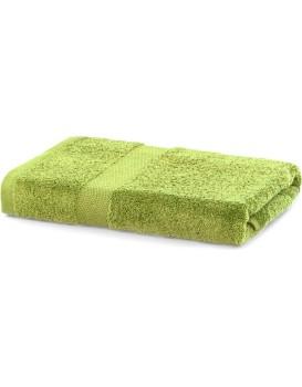 Bavlnený uterák DecoKing Mila 70 × 140 cm zelený