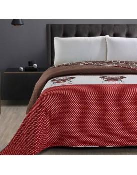 Oboustranný přehoz na postel DecoKing HUGAPUG