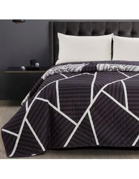 Oboustranný přehoz na postel z mikrovlákna DecoKing Home