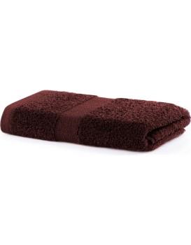 Bavlnený uterák DecoKing Mila hnedý