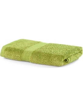 Bavlnený uterák DecoKing Mila 30x50 cm svetlozelený