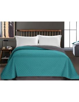 Prikrývka na posteľ DecoKing AXEL zelená