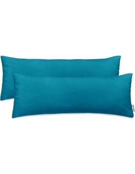 Povlaky na polštáře Amber modré
