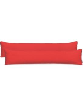 Povlaky na polštáře DecoKing Amber II červené
