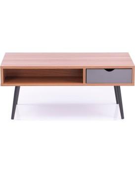 Konferenční stolek Mexo hnědý ořech