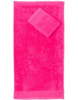 Bavlnený uterák Aqua 50x100 cm ružový
