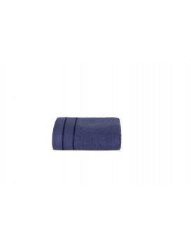 Bavlnený uterák Bella 30x50 cm tmavomodrý