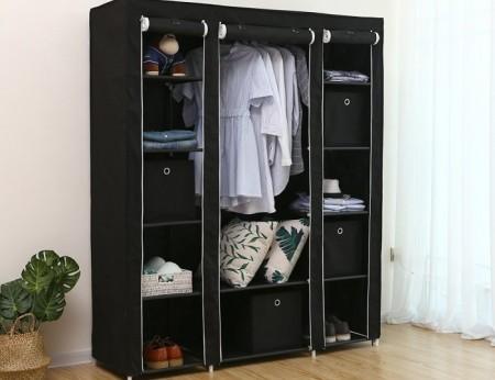 Textilné skrine