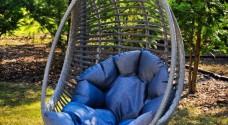 Závěsné houpací křesla - styl, relax, pohodlí