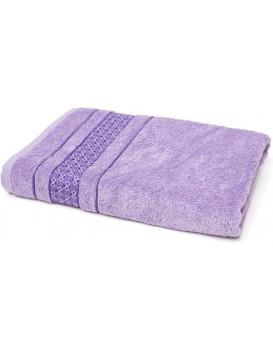 Bavlnený uterák Luxor 50x90 cm fialový