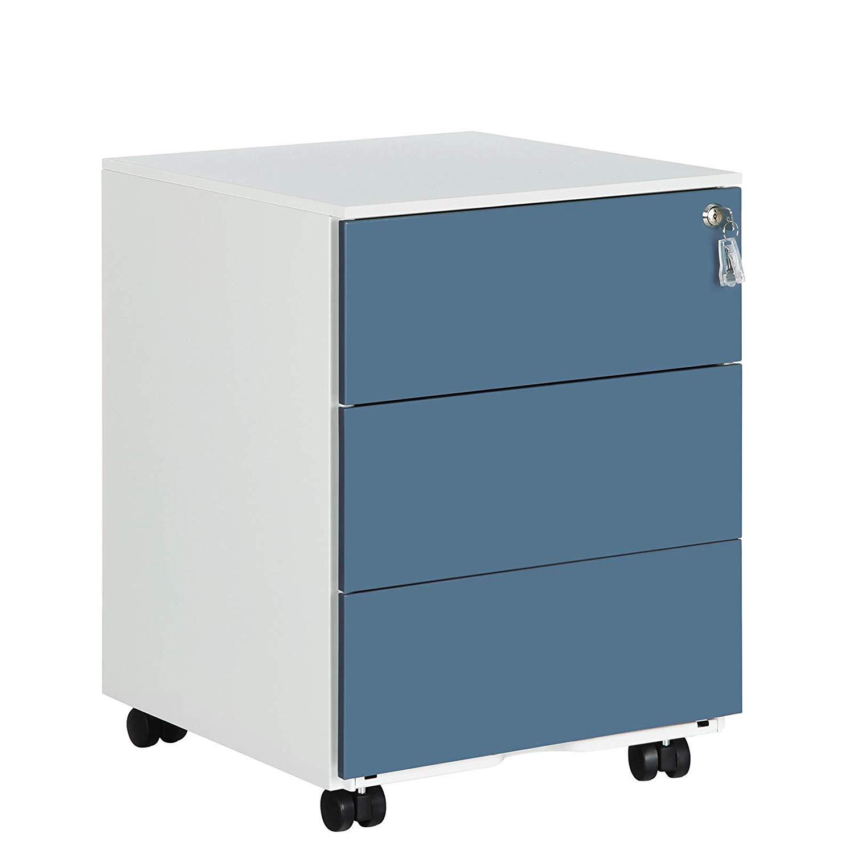 Kancelářský kontejner ARO modrobílý