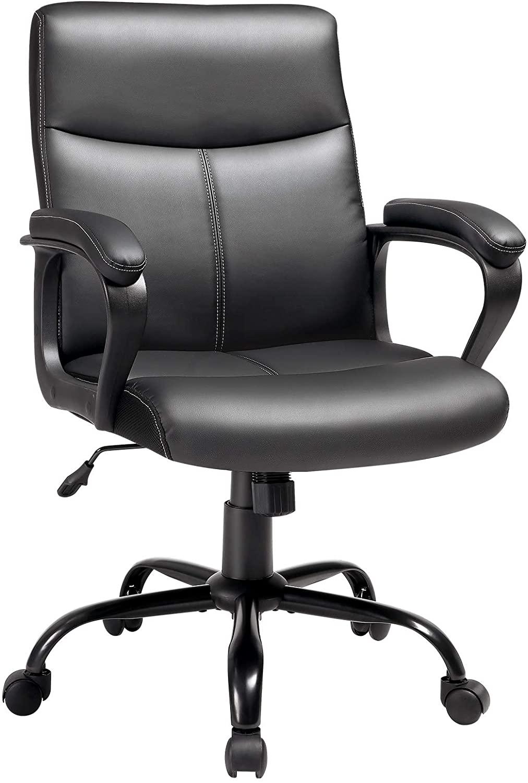 Kancelářská židle Pawex černá