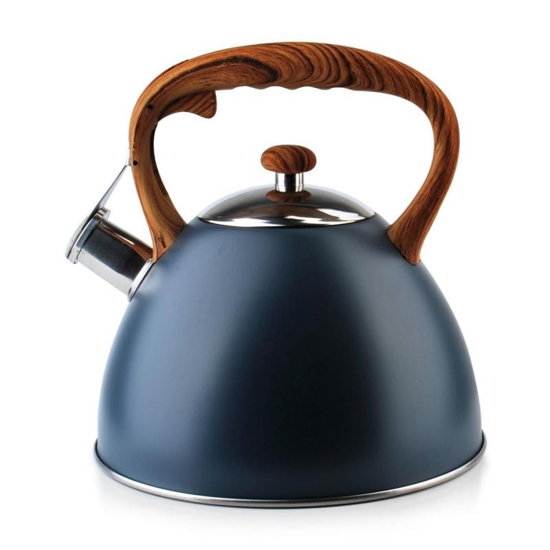 Konvice na čaj Modern 3L tmavě šedá