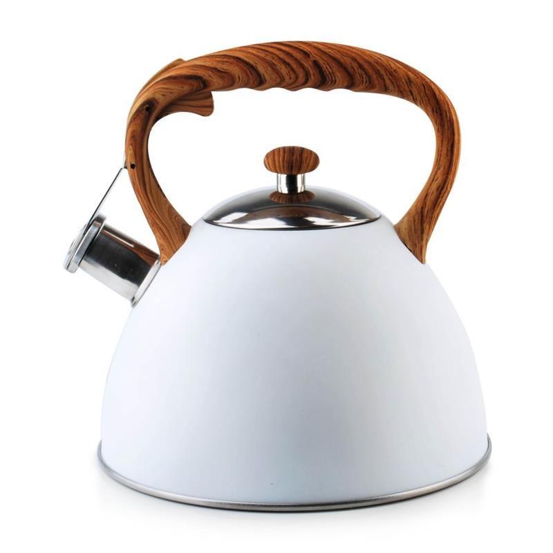 Konvice na čaj Modern 3L bílá