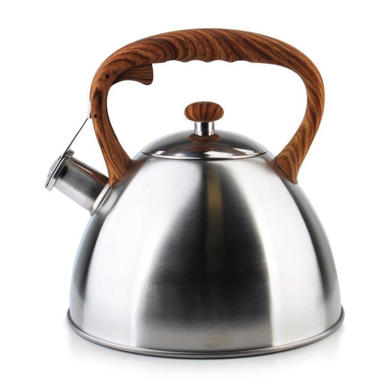 Konvice na čaj Modern 3L stříbrný