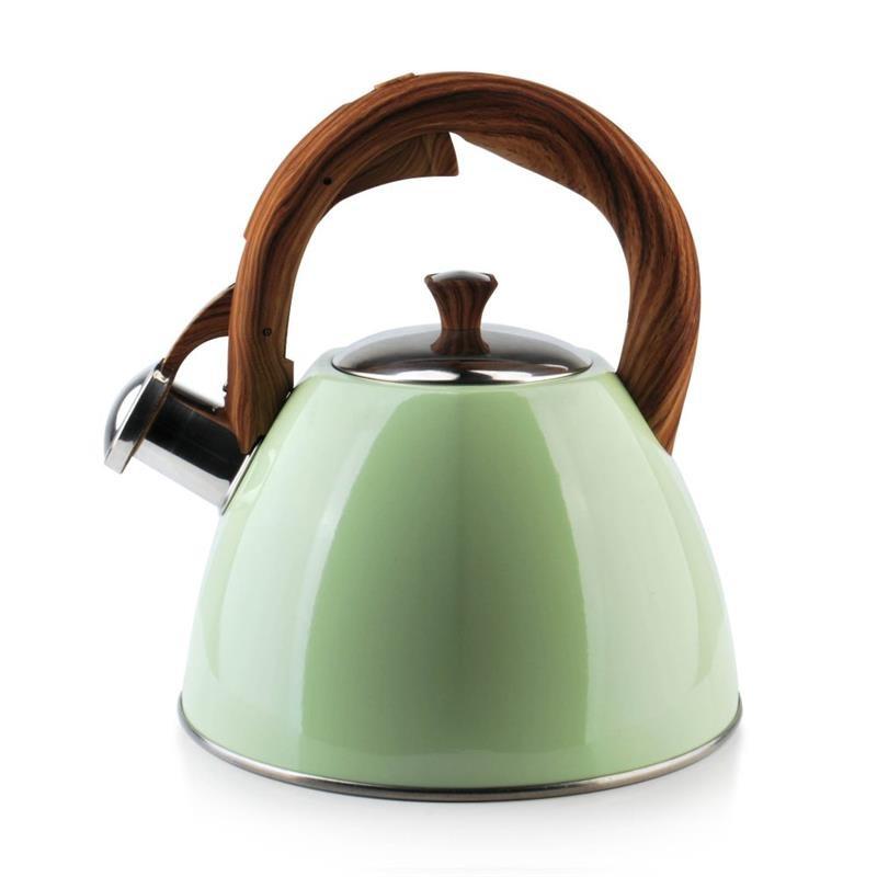 Konvice na čaj Modern 3L zelená