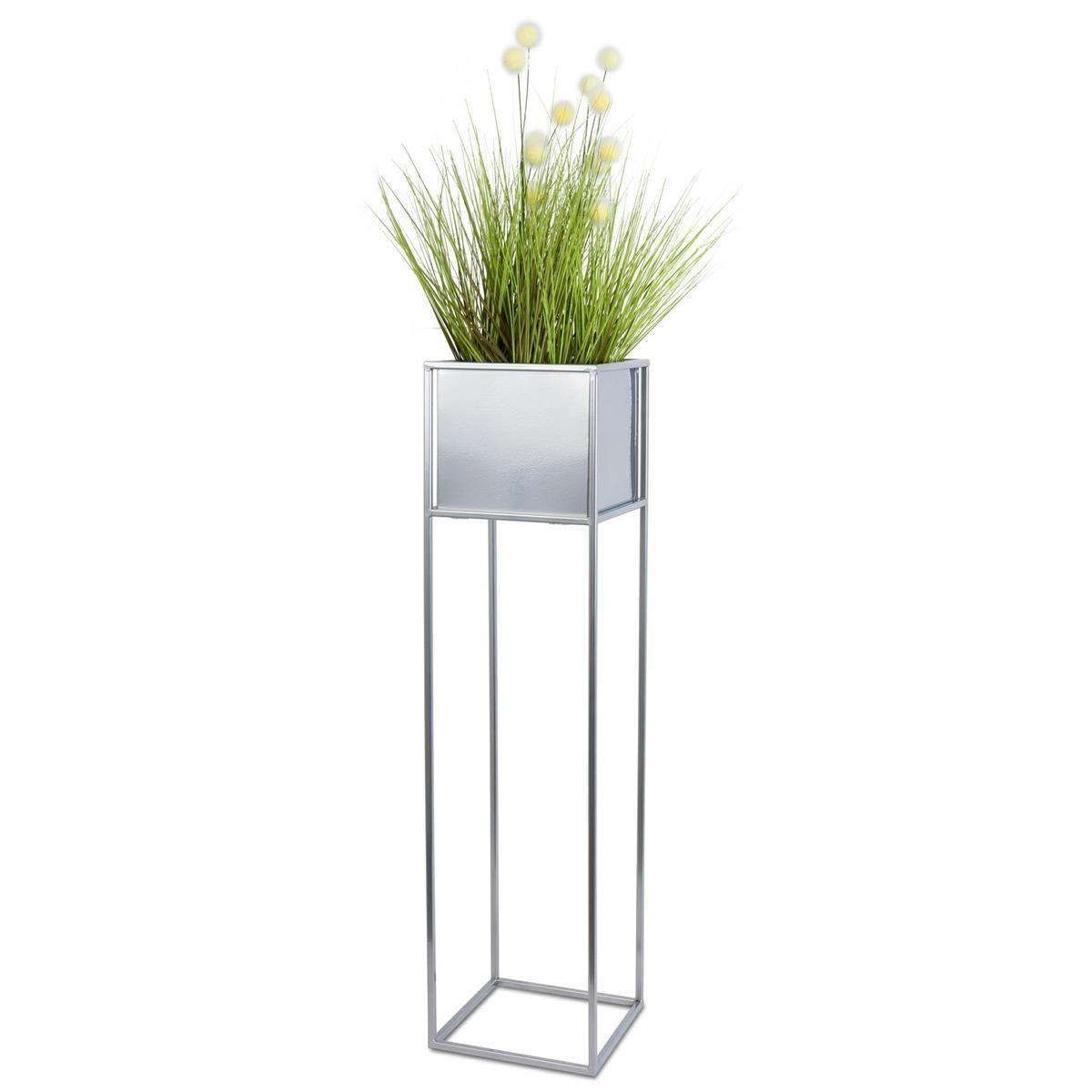 Květinový stojan GLORIA 90 cm chrom