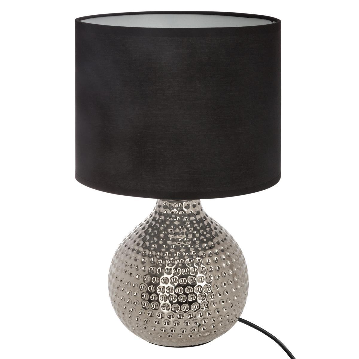 Keramická noční lampa Mozo 38 cm