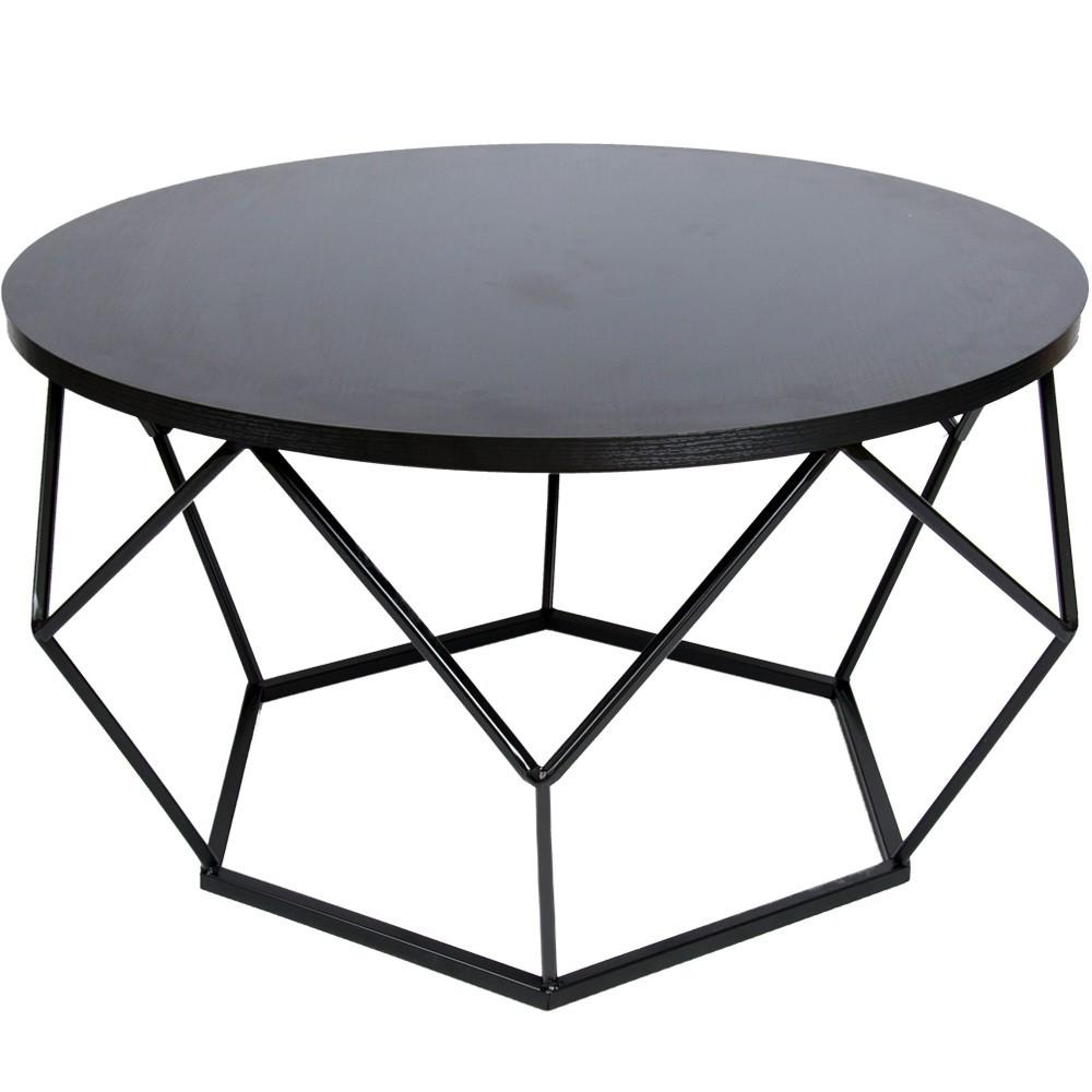 Konferenčný stôl Gangert čierny