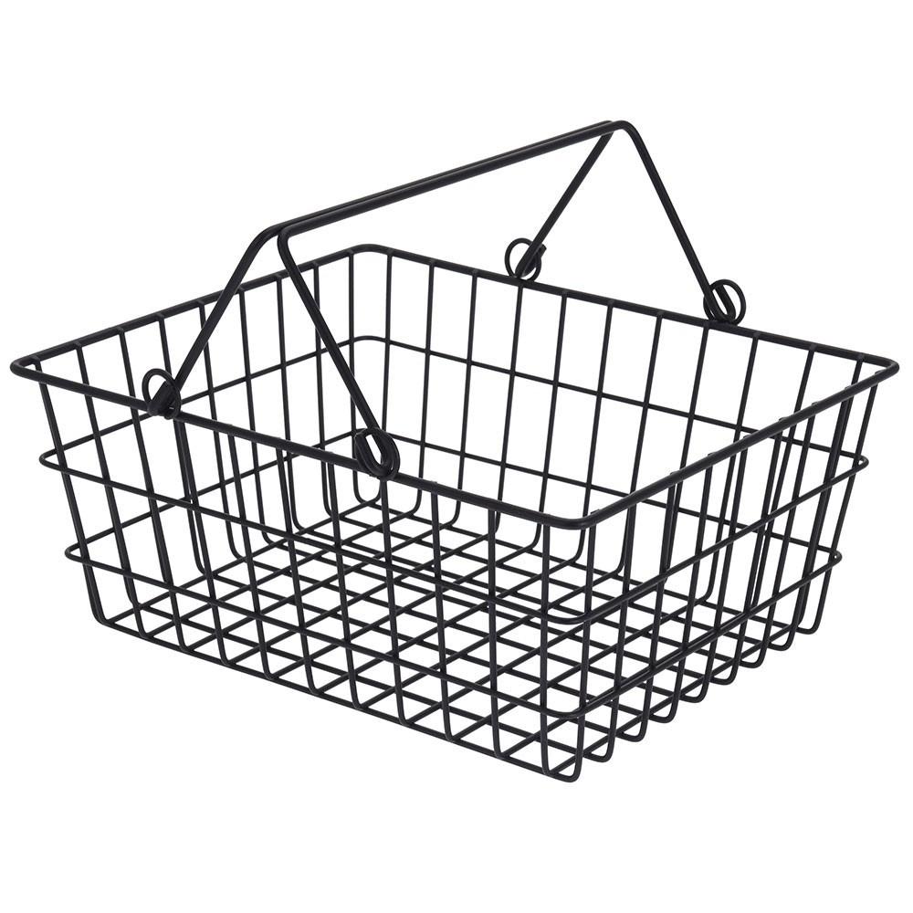 Drôtený košík AMY