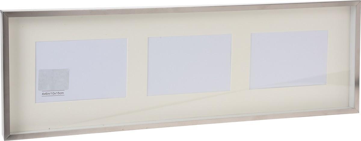 Nástenný rámček pre 3 fotografie 10 × 15 cm