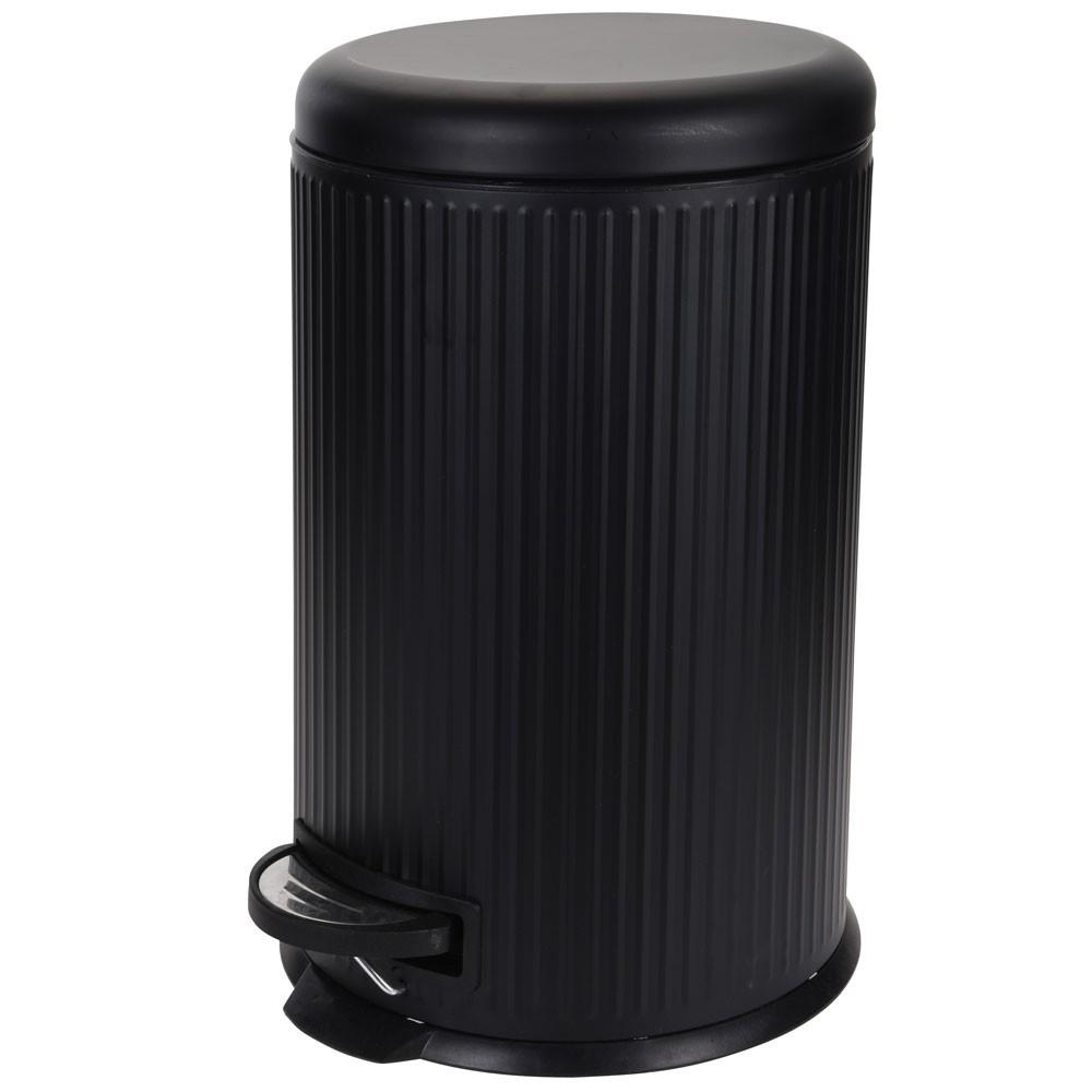 Odpadkový koš 20 L černý