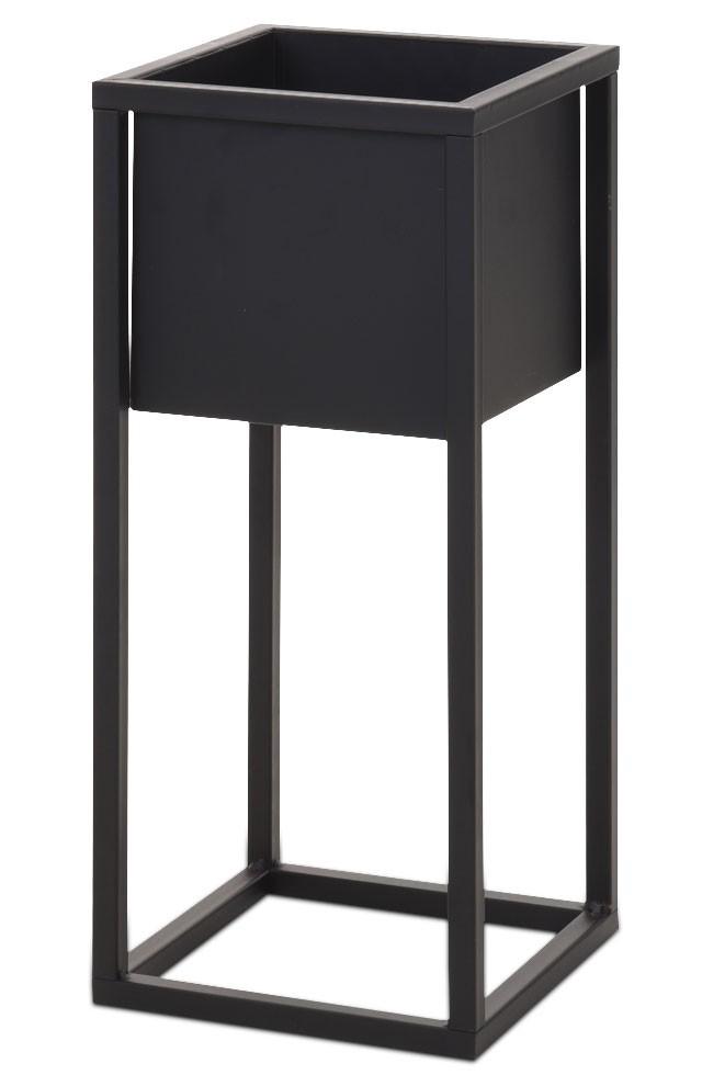 Květináč Lorry 70 cm černý