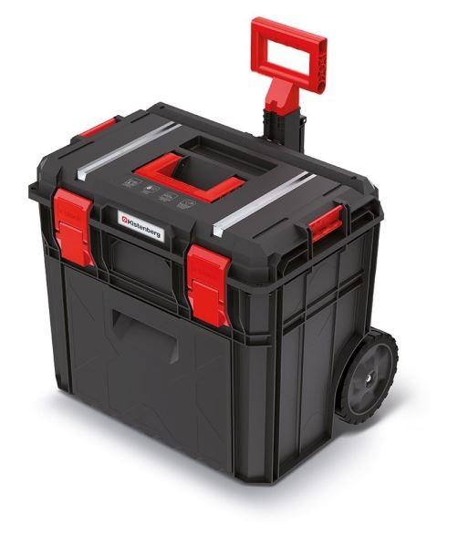 Kufr na nářadí X-BLOCK TECH 54,6x38x51 cm černo-červený