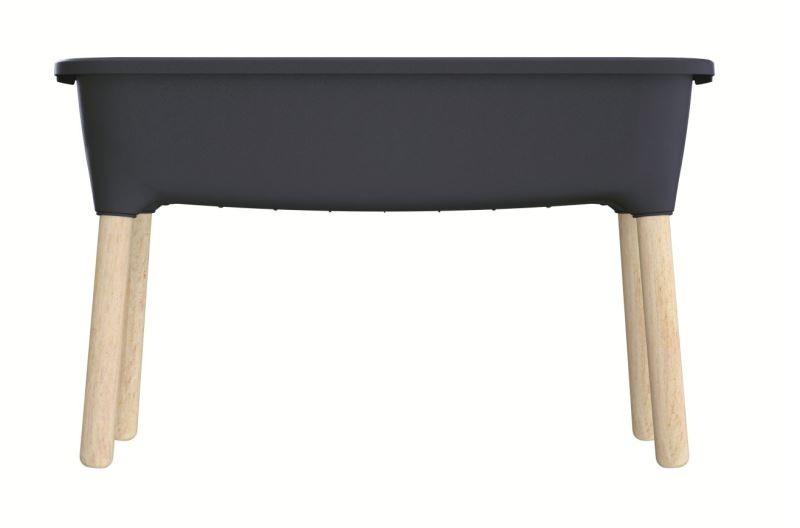 Sadbovač WOODER 78 cm antracit