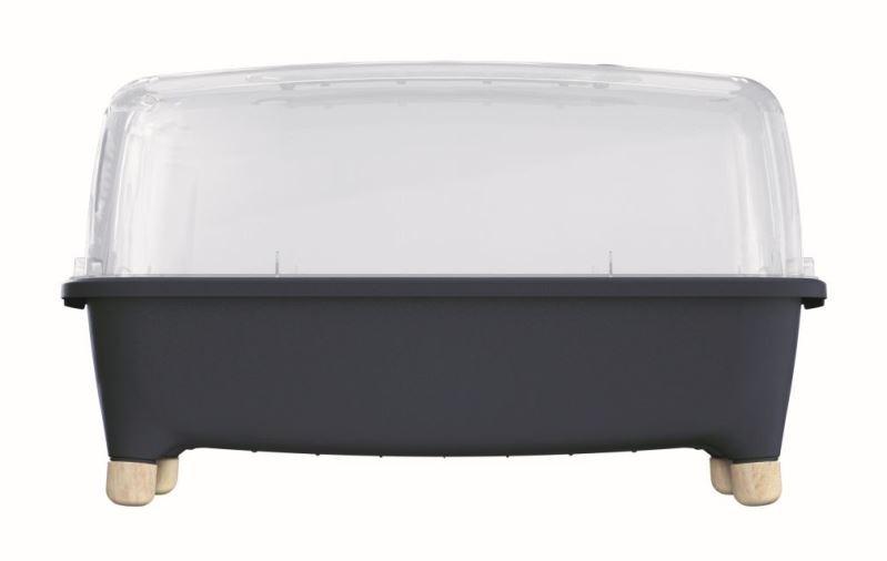 Sadbovač PLANTERIA 78 cm antracit