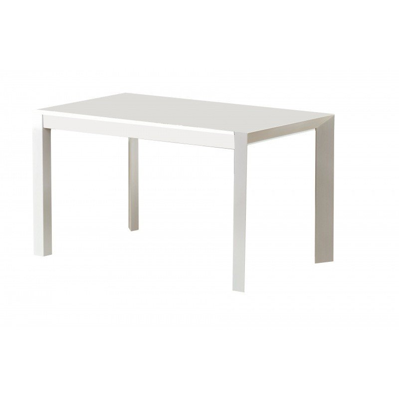 Rozkládací stůl Stanford 130-250x80 cm XL bílý