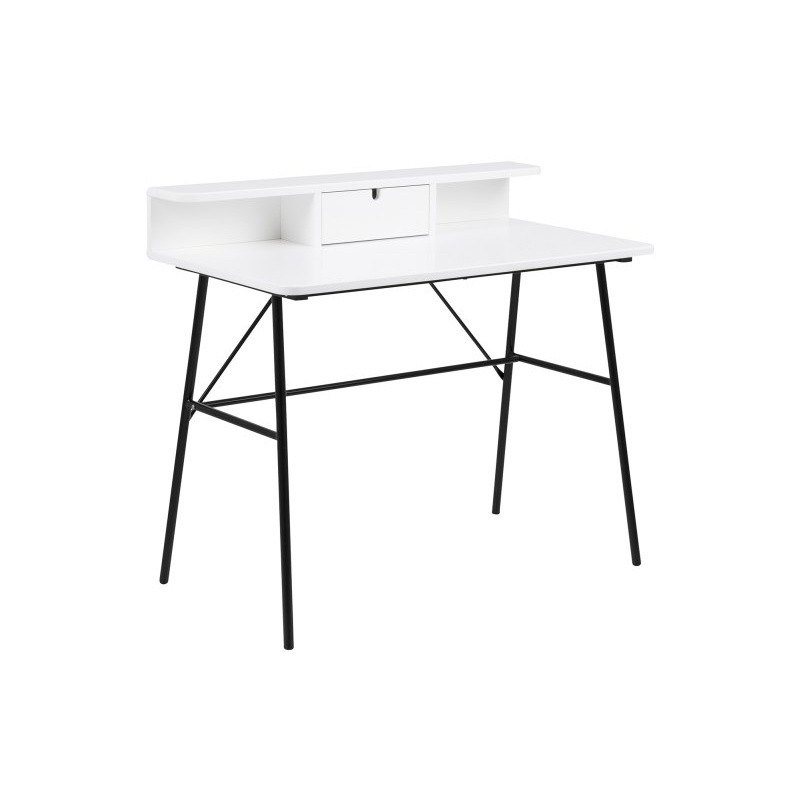 Psací stůl Tascon bílý