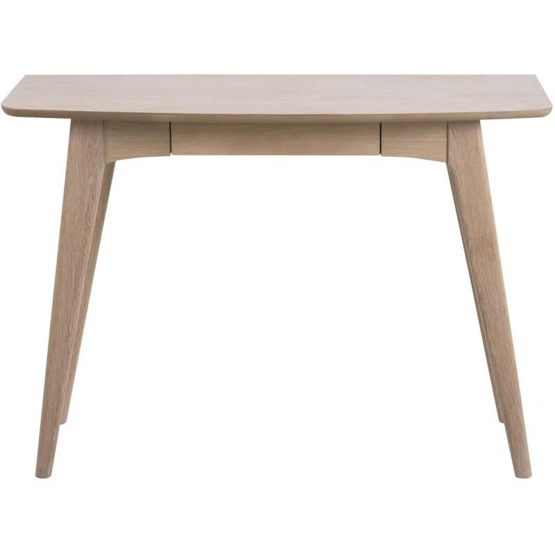 Psací stůl Wooden 4 105 cm dub