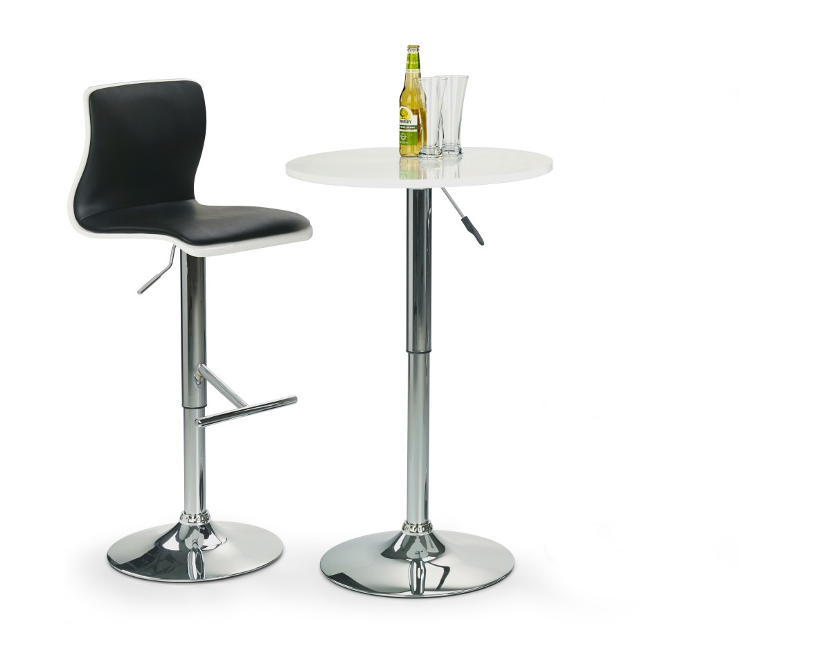 Barový stůl Syb bílý