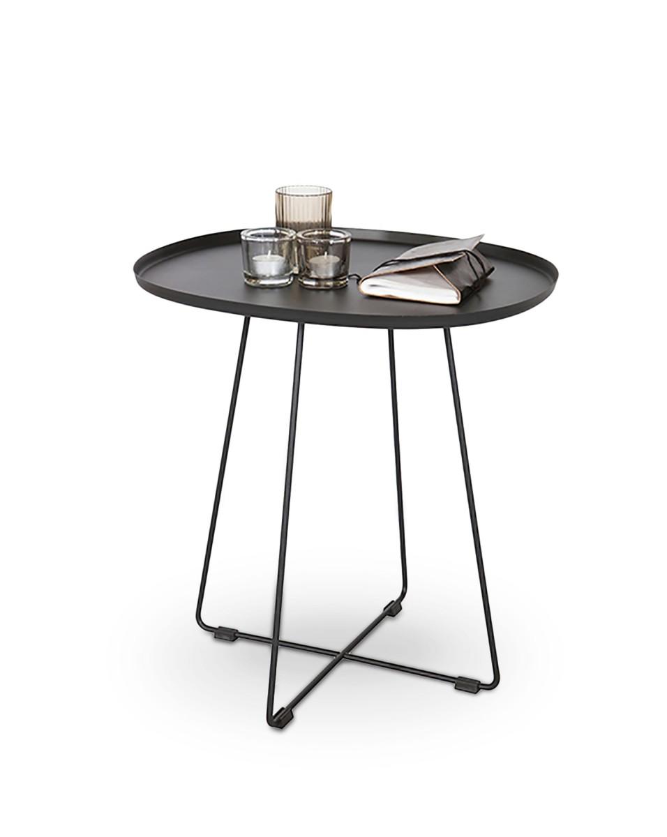 Konferenční stolek Nata černý