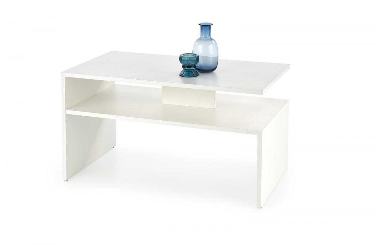 Konferenčný stolík Sigma biely