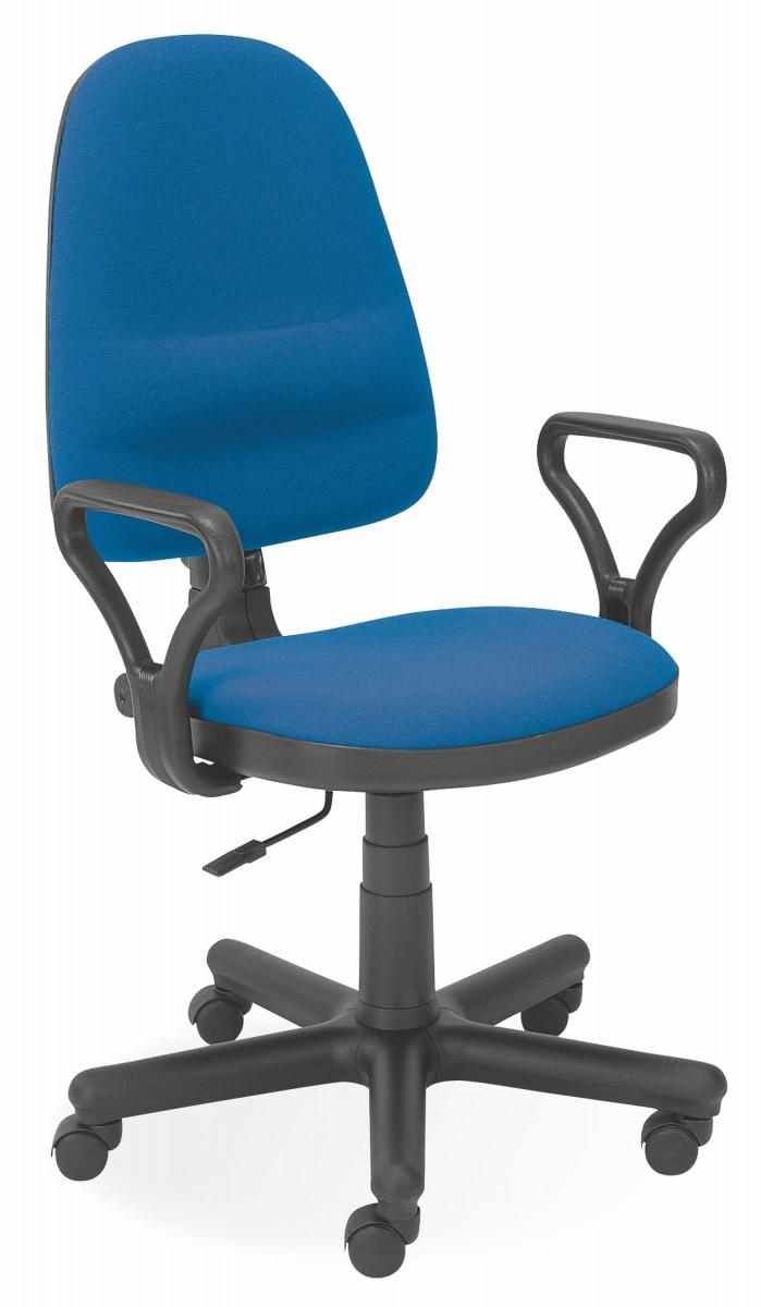 Kancelárska stolička Diary modrá