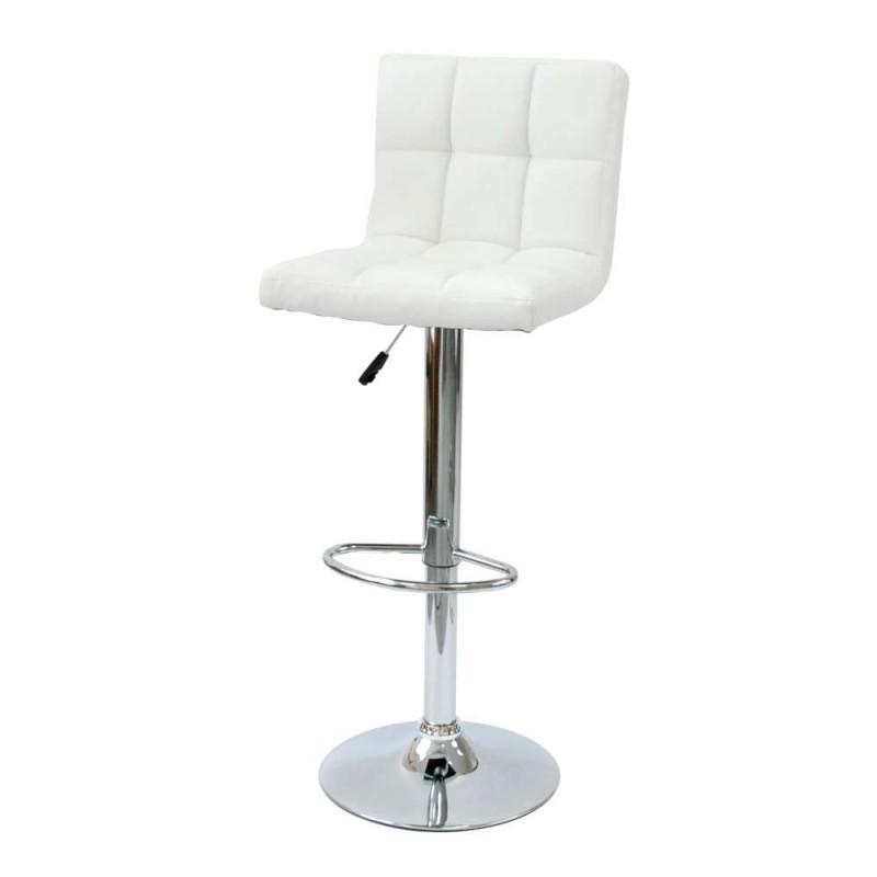 Barová stolička Arako – biela
