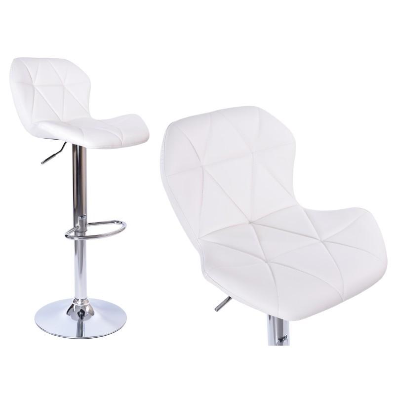 Barová stolička Hoker Gordon - biela