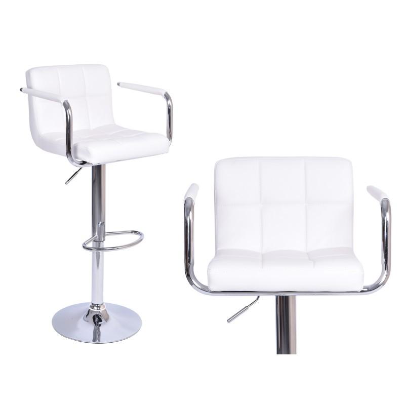 Barová stolička Hoker Monte - biela