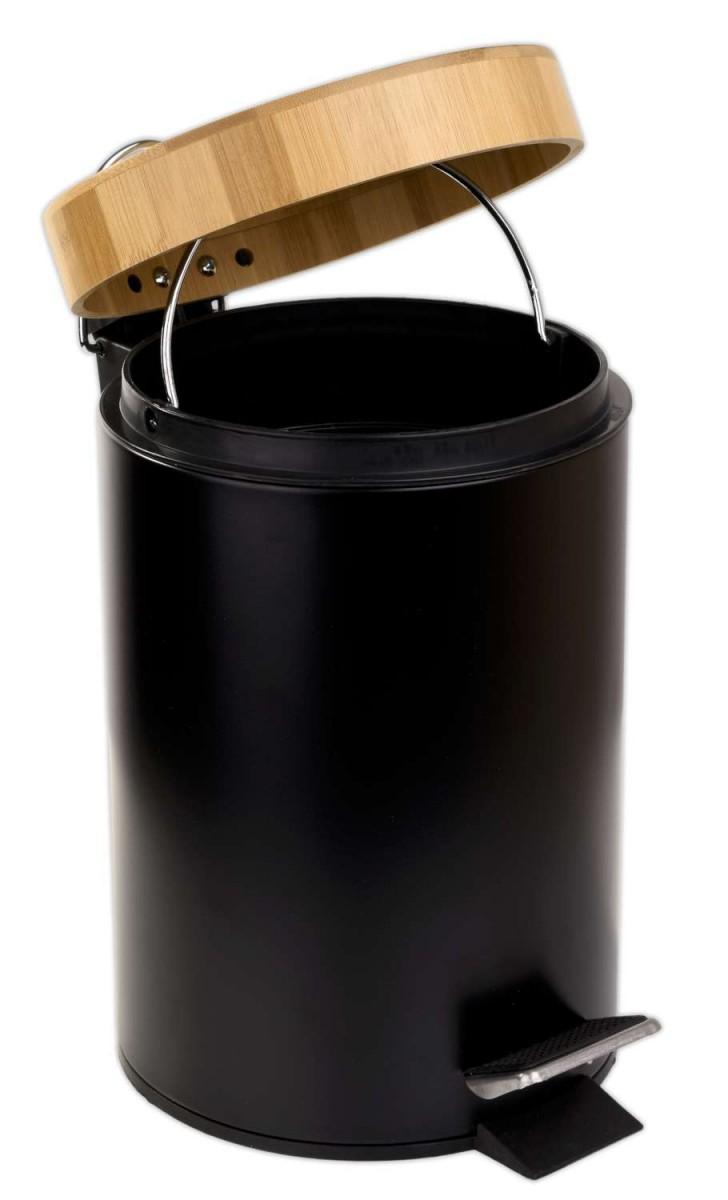 Kontejner na odpad BAKO - černý