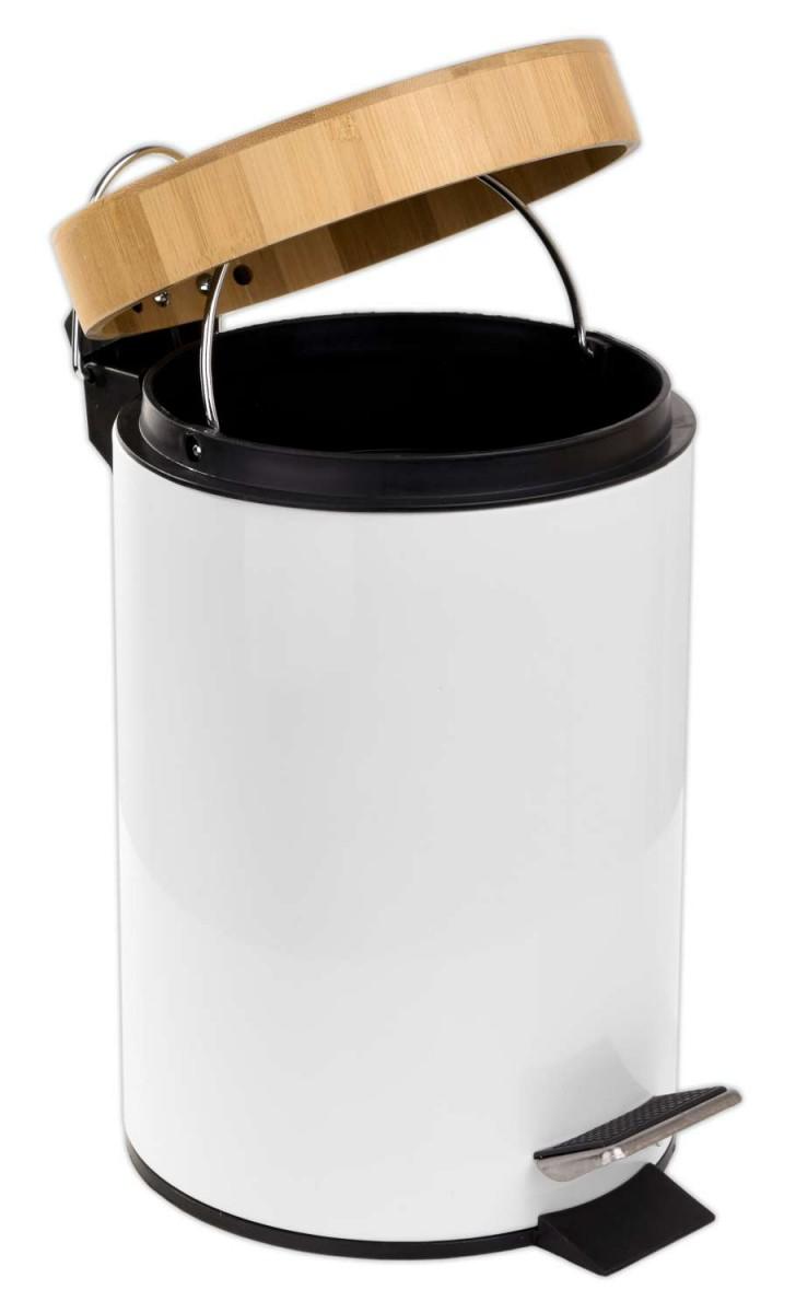 Kontejner na odpad BAKO - bílý