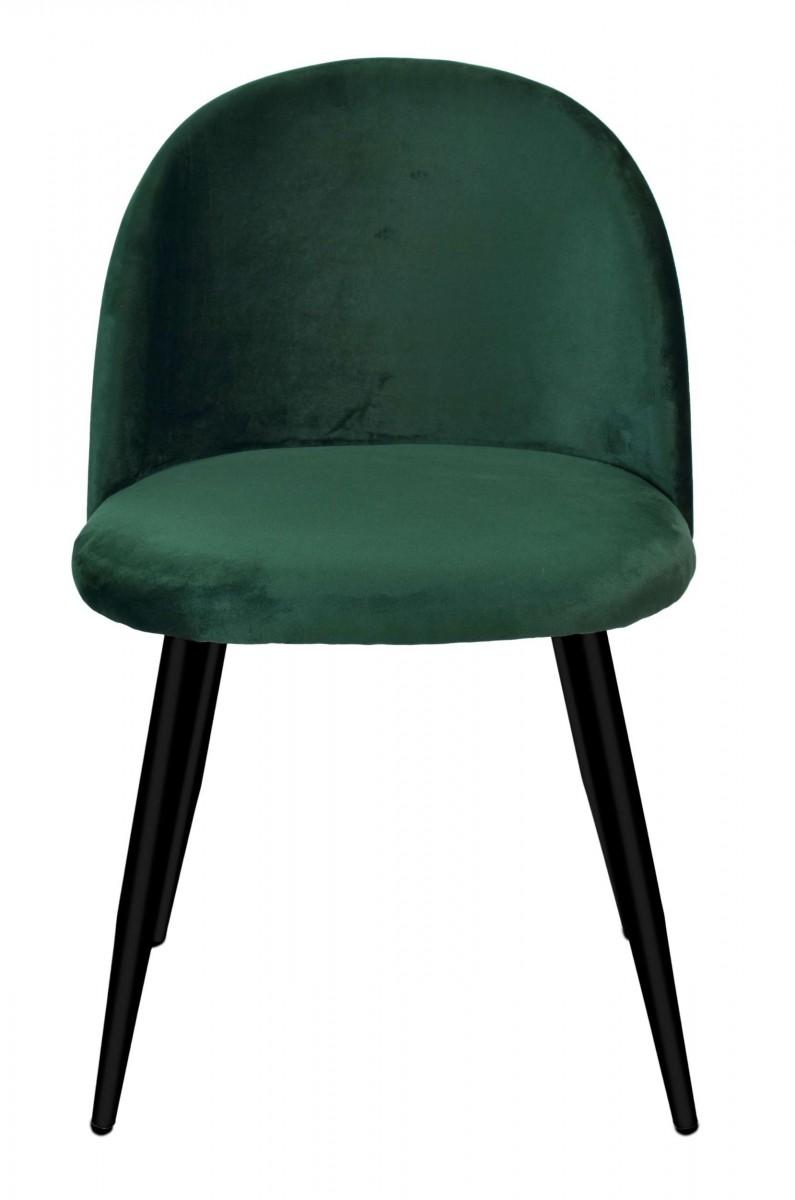 Židle SOUL VELVET zelený