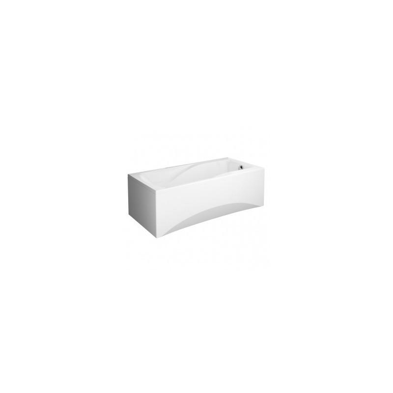 Obdélníková vana CERSANIT ZEN 180x85 cm bílá