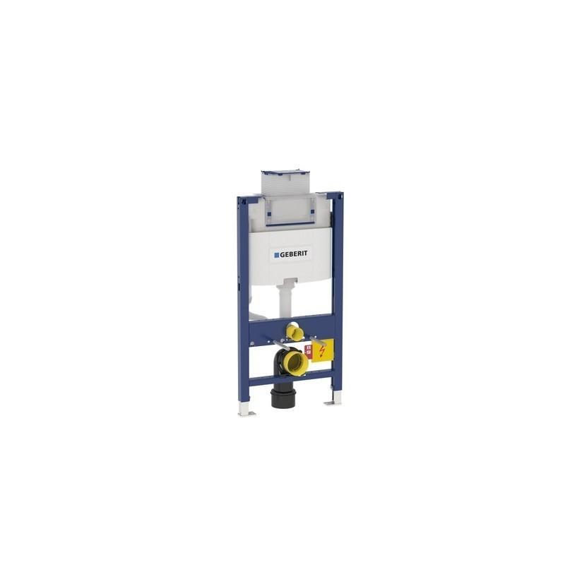 GEBERIT DUOFIX BASIC - podomítkový WC rám H98 OMEGA - 111.030.00.1