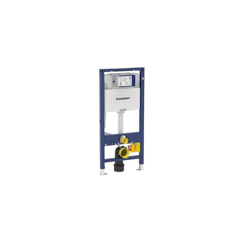 GEBERIT DUOFIX BASIC - podomítkový WC rám H112 OMEGA - 111.060.00.1