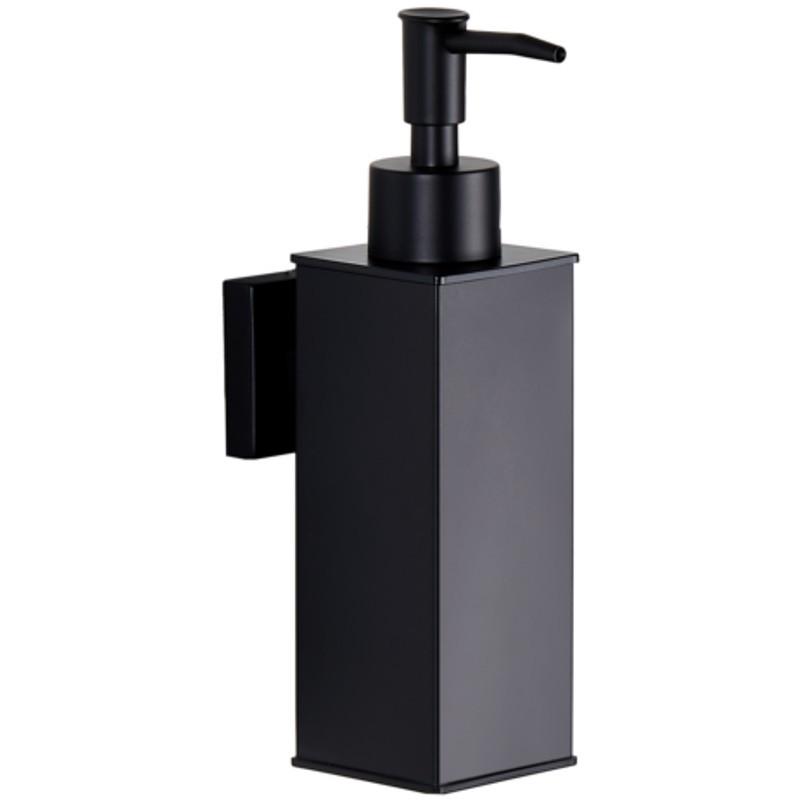 Zásobník na mýdlo MEXEN KVADR černý