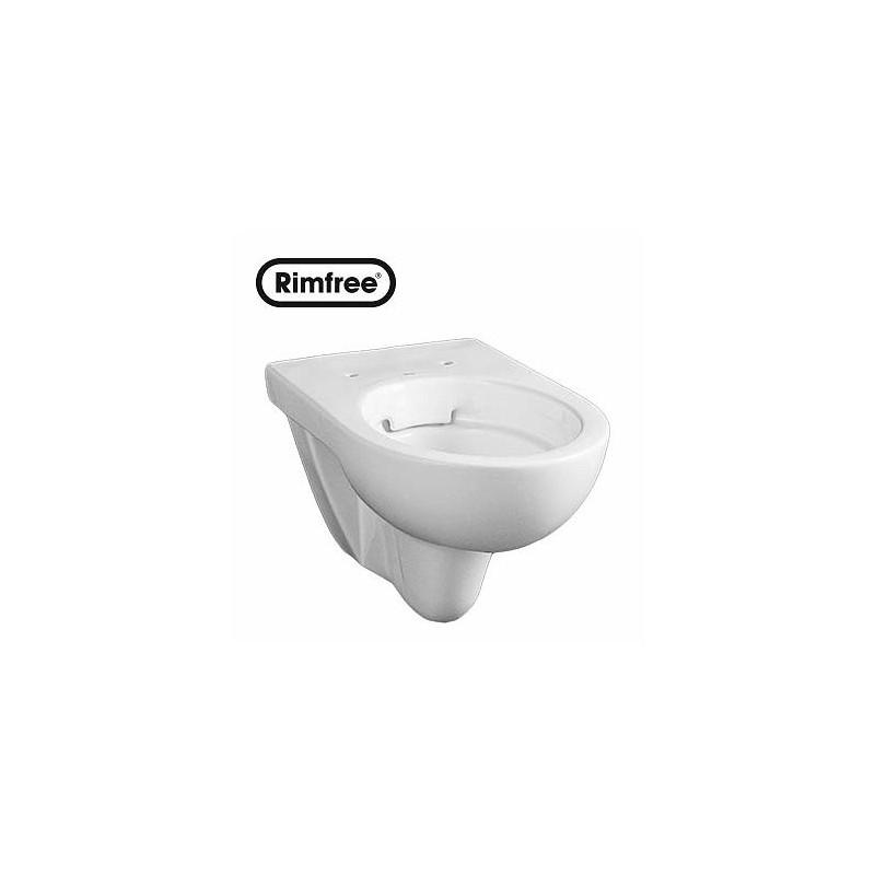 Závěsná WC mísa NOVA PRO OVAL